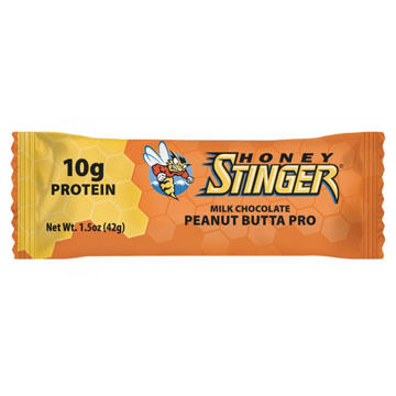 Honey Stinger Peanut Butta Protein Bar