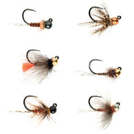 Fulling Mill Tactical Jig Fly Selection - 6 Pk.