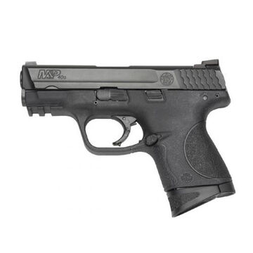 Smith & Wesson M&P40 Compact No Mag Safety No Thumb Safety 40 S&W 3.5 10-Round Pistol