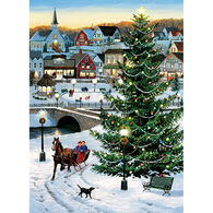 Outset Media Jigsaw Puzzle - Village Tree