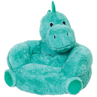 Trend Lab Children's Plush Dinosaur Character Chair