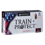 Federal Train + Protect 45 Auto 230 Grain VHP Handgun Ammo (50)