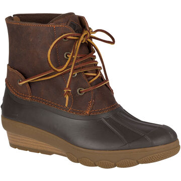 Sperry Women's Saltwater Wedge Tide Duck Boot