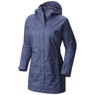 Columbia Women's Splash A Little Waterproof Omni-Tech Rain Jacket