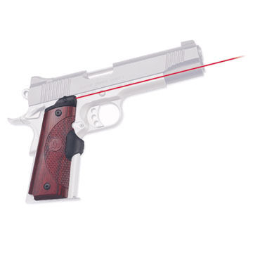 Crimson Trace LG-901 Master Series 1911 Full-Size Lasergrips Laser Sight