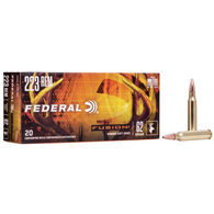 Federal Fusion 223 Remington 62 Grain Bonded SP Rifle Ammo (20)