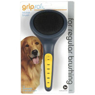 JW GripSoft Slicker Pet Brush