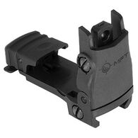Mission First Tactical Back Up Polymer Flip Up Rear Sight w/ Windage Adjustment