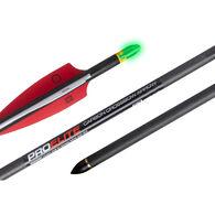 Tenpoint Pro Elite Lighted Alpha Brite Carbon Crossbow Arrows - 3 Pack