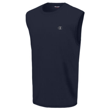 Champion Mens Classic Cotton Muscle Tee