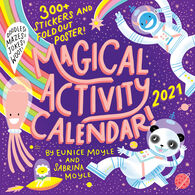 Magical Activity 2021 Wall Calendar by Eunice & Sabrina Moyle