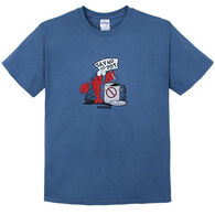 "Artforms Men's Big & Tall ""Say No To Pot"" Lobster Short-Sleeve T-Shirt"