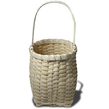 Basket Weaving 101 Sturbridge Basket Kit