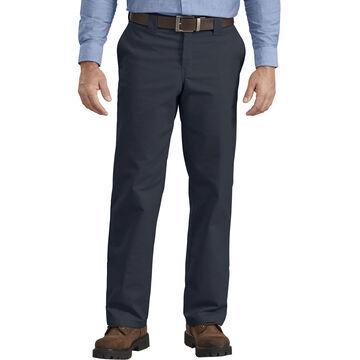 Dickies Mens Flex Regular Fit Straight Leg Twill Multi-Use Pocket Work Pant