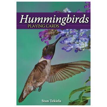 Hummingbirds Playing Cards by Stan Tekiela