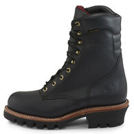 Chippewa Men's Limited Edition Super Logger Oiled Leather Insulated Steel Toe Work Boot