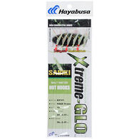 Hayabusa Sabiki Xtreme-Glo Hage Green Fishing Rig