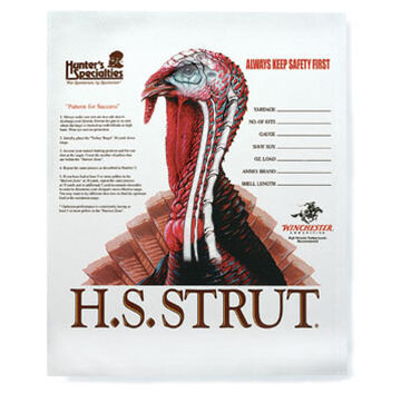 Hunters Specialties Turkey Target - 12 Pk.