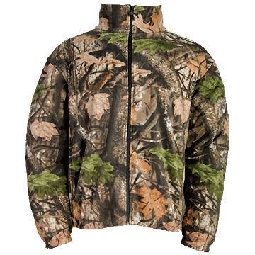 Big Bill Men's Wood'NTrail Northland Microfleece Jacket