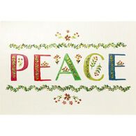 Peter Pauper Press Peace Small Boxed Holiday Cards