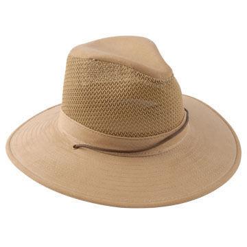 Henschel Mens Aussie Breezer Hat