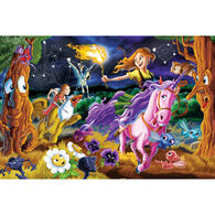 Outset Media Mystical World Floor Puzzle