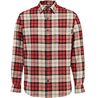 Wolverine Men's Hammond Plaid Flannel Long-Sleeve Shirt
