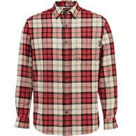 Wolverine Men's Hammond Plaid Flannel Long-Sleeve Shirt