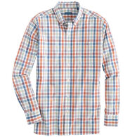 Fish Hippie Men's Curlew Check Long-Sleeve Shirt