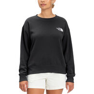 The North Face Women's Parks Slightly Cropped Crew Sweatshirt