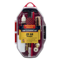 Shooter's Choice 20 GA Shotgun Cleaning Kit