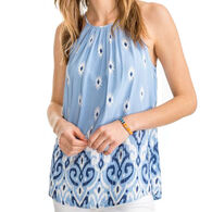 Southern Tide Women's Jada Printed Tank Top