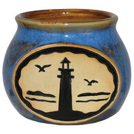 Cape Shore Maine Lighthouse Bean Pot Shot Glass