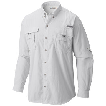 Columbia Mens Big & Tall Bahama Long-Sleeve Shirt