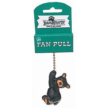 Big Sky Carvers Climbing Bear Fan Pull