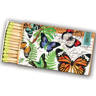 Michel Design Works Butterflies Matchbox