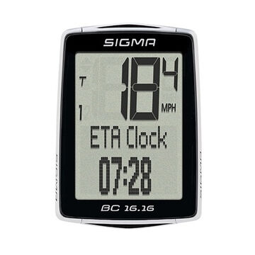 Sigma BC 16.16 Wired Bicycle Computer