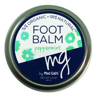Mad Gab's Peppermint MG Signature Foot Balm