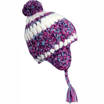 Turtle Fur Girls Winter Wings Hat