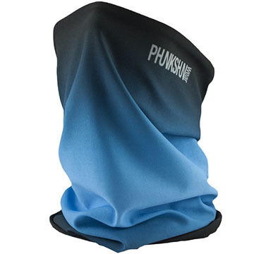 Phunkshun Wear Men's Fade Double Layer Facemask