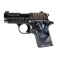 """SIG Sauer P238 Black Pearl 380 Auto 2.7"""" 6-Round Pistol"""