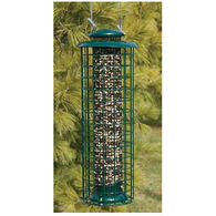 Audubon Squirrel-Resistant Caged Screen Bird Feeder