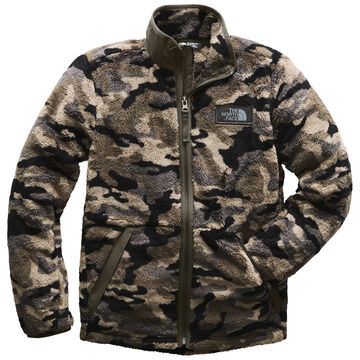 The North Face Boys Campshire Full Zip Jacket