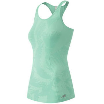 New Balance Womens Move For Movement Seamleass Tank Top
