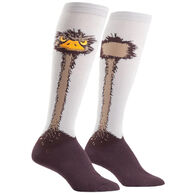 Sock It To Me Women's Ostrich Sock
