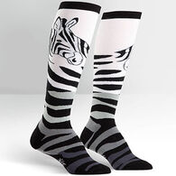 Sock It To Me Women's Zebra Sock