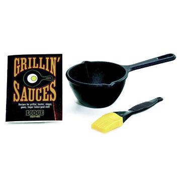 Lodge Grillin' Sauces Kit