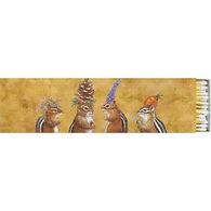 Paperproducts Design Chipmunk Courtship Long Matchbox