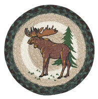Capitol Earth Highland Moose Trivet