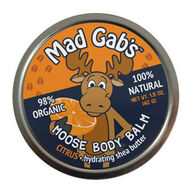 Mad Gab's Citrus Moose Body Balm